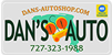 Dan's Auto Shop Mobile Logo
